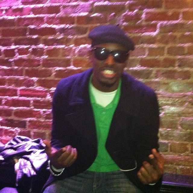 Evopro @ Lonye Nicole #DC party (1/6)