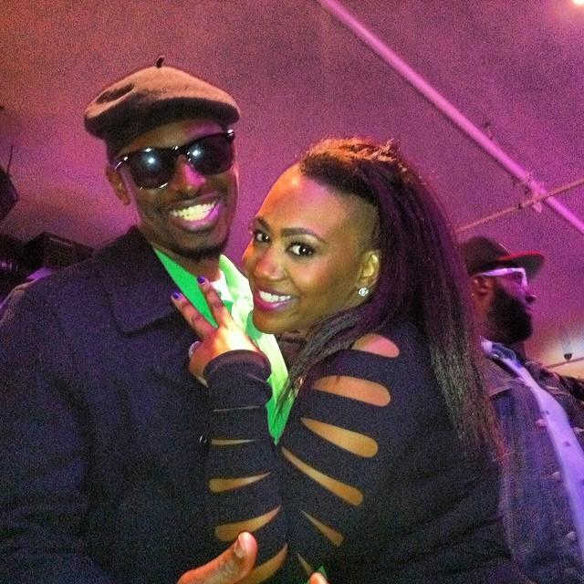 Evopro @ Lonye Nicole #DC party (2/6)