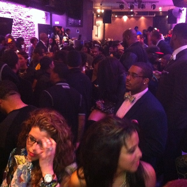 Evopro @ Lonye Nicole #DC party (5/6)