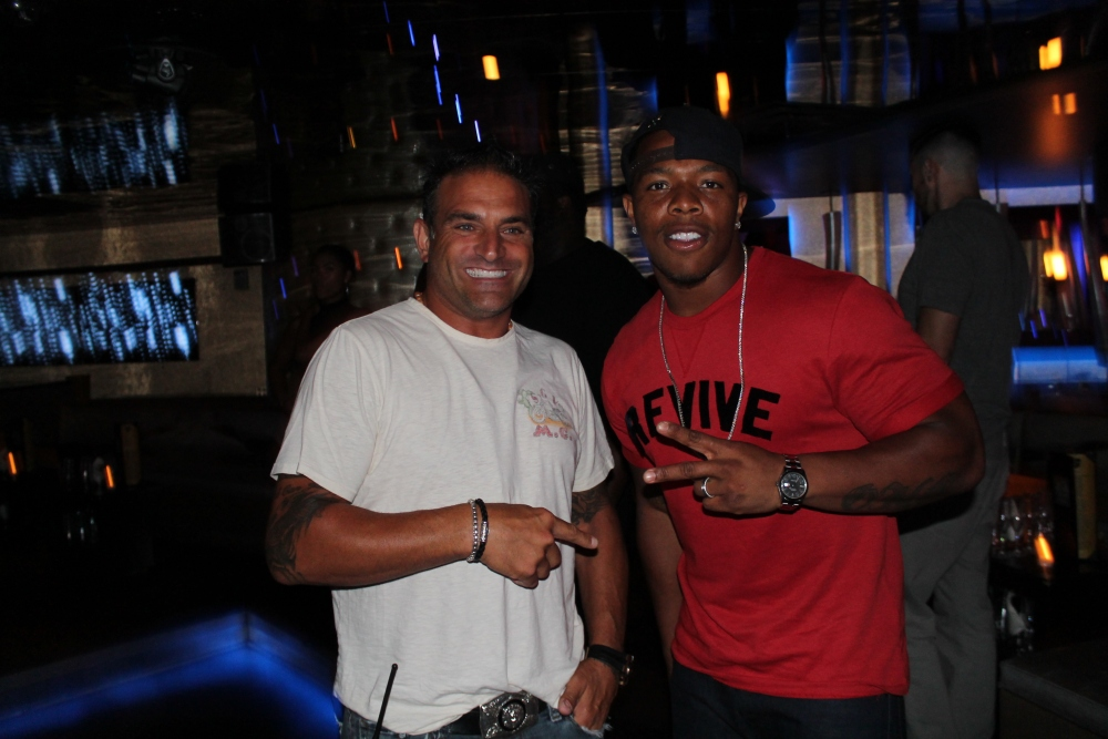 Evopro @ Ray Rice #DC party  (1/6)